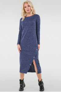 Сукня «Нора» синього кольору