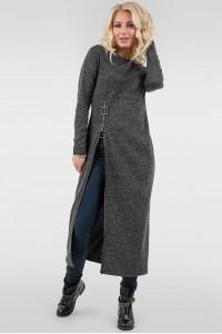 Сукня «Астрід» темно-сірого кольору