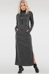 Сукня «Дейлі» темно-сірого кольору