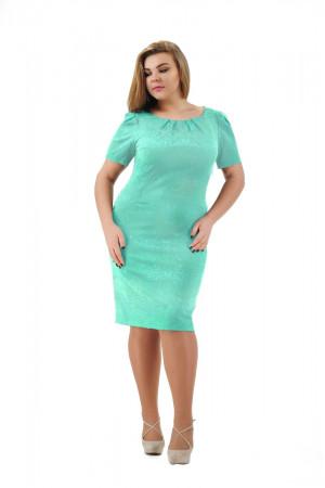 Сукня «Анік» м'ятного кольору
