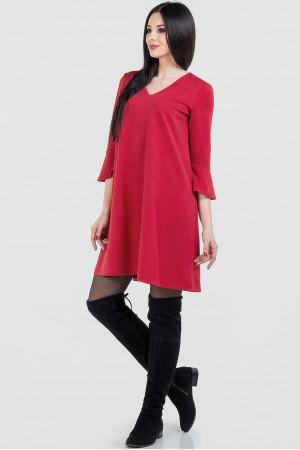 Сукня «Сабелла» червоного кольору