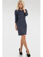 Сукня «Айві» темно-синього кольору