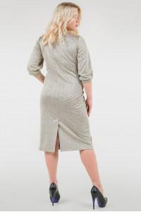 Сукня «Тесса» золотавого кольору