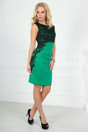 Сукня «Клайсі» зеленого кольору