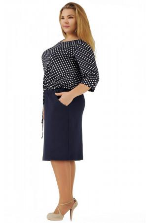 Сукня «Дасті» синього кольору