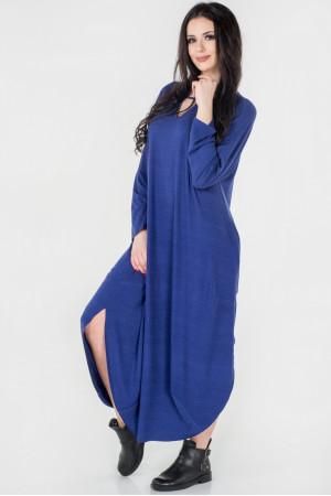 Сукня «Ніколь» волошкового кольору