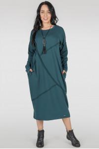Сукня «Діша-лайт» кольору морської хвилі