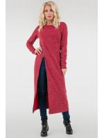 Платье «Астрид» красного цвета