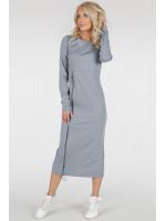 Сукня «Астрід-весна» сірого кольору