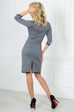 Сукня «Джейн» сірого кольору