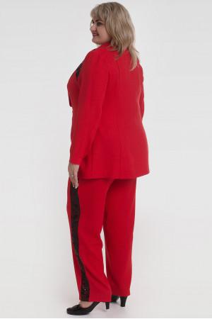 Костюм «Долорес» красного цвета