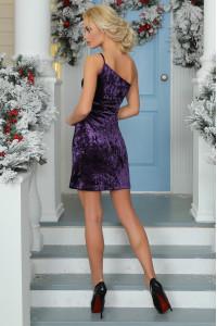 Сукня «Тівін» бузкового кольору