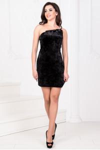 Сукня «Тівін» чорного кольору