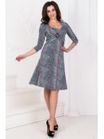 Сукня «Ламоль» зелений тон