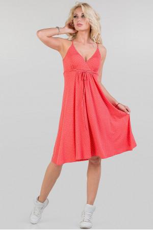 Сукня «Фелті» коралового кольору