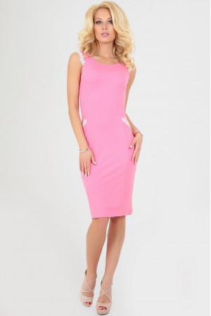 Сукня «Етель» рожева