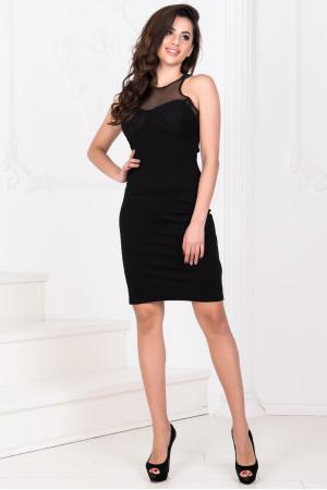 Сукня «Еніс» чорного кольору