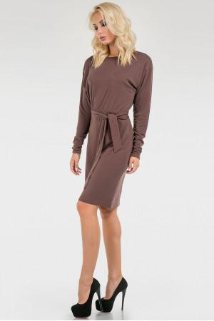 Сукня «Корра» коричневого кольору