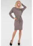 Сукня «Корра» сірого кольору