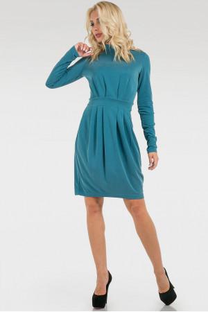 Сукня «Бінгі» бірюзового кольору