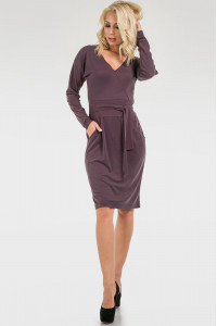 Сукня «Глейдіс» фіолетового кольору