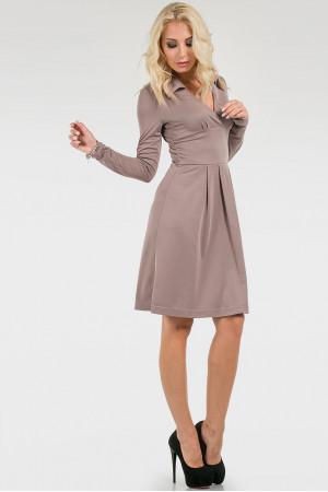 Сукня «Сандрін» бежевого кольору