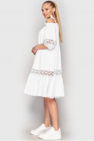 Сукня «Дарка» білого кольору