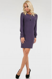 Сукня «Фларі» фіолетового кольору