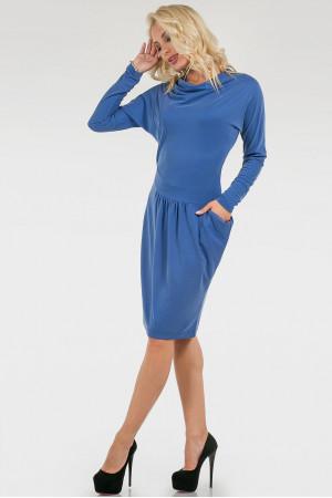 Сукня «Івін» блакитного кольору