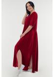 Сукня «Аліша» червоного кольору