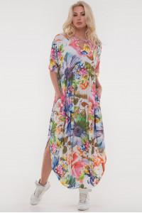 Сукня «Ніколь-літо» рожевий тон