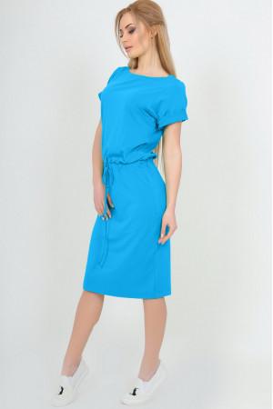 Сукня «Карен» бірюзового кольору