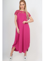 Сукня «Брая» малинового кольору