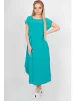 Платье «Брая» цвета морской волны