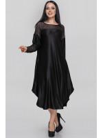 Сукня «Брая» антрацитового кольору