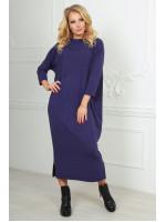 Сукня «Двіна» фіолетового кольору