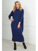 Сукня «Двіна» синього кольору