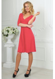 Сукня «Мрійливість» рожевого кольору