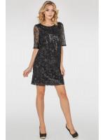 Платье «Кейтлин» черного цвета