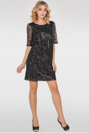 Сукня «Кейтлін» чорного кольору