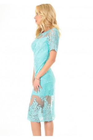 Сукня «Емілія» м'ятного кольору