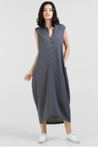 Сукня «Регіна» сірого кольору