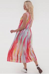 Сукня «Беата» рожевий тон