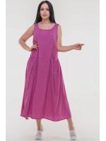 Сукня «Діксіленд» малинового кольору