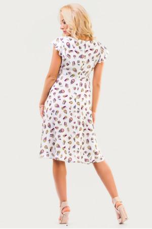 Сукня «Джун» білого кольору