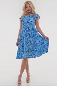 Сукня «Лілас» блакитного кольору