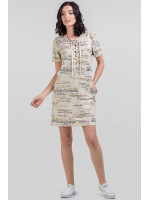 Сукня «Аліка-2» з принтом