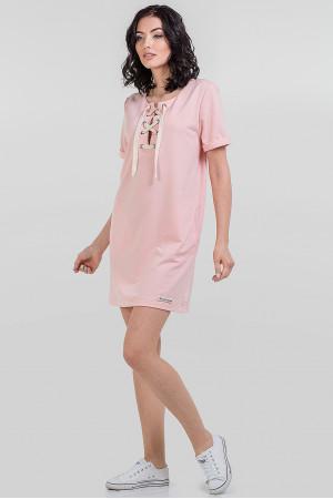 Сукня «Аліка» кольору пудри
