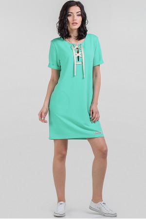 Платье «Алика» цвета мяты