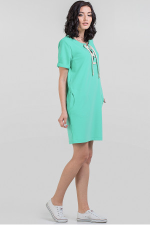 Сукня «Аліка» кольору м'яти